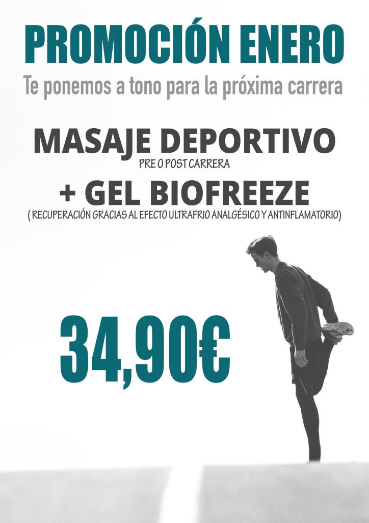 Promoción Clinica de Fisioterapia y Fisio estética Marta Chudy